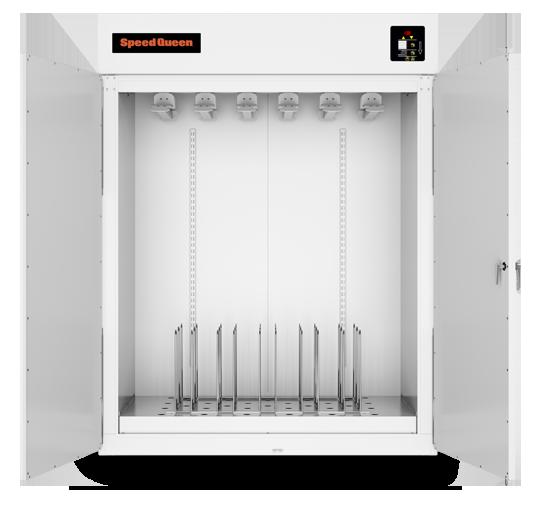 Armário secador para equipamento de proteção individual (EPI)