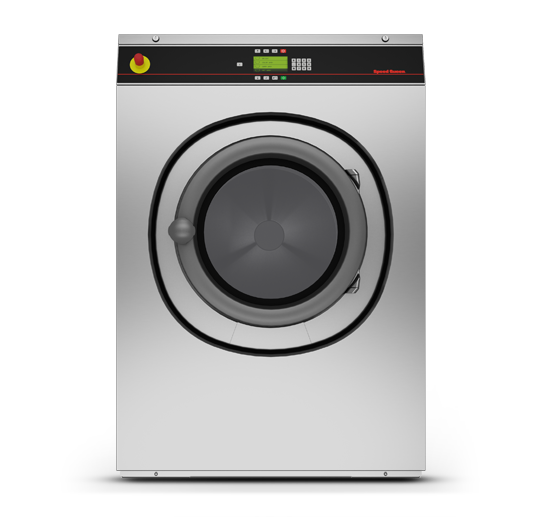 Lavadora-centrifugadora com Amortecimento