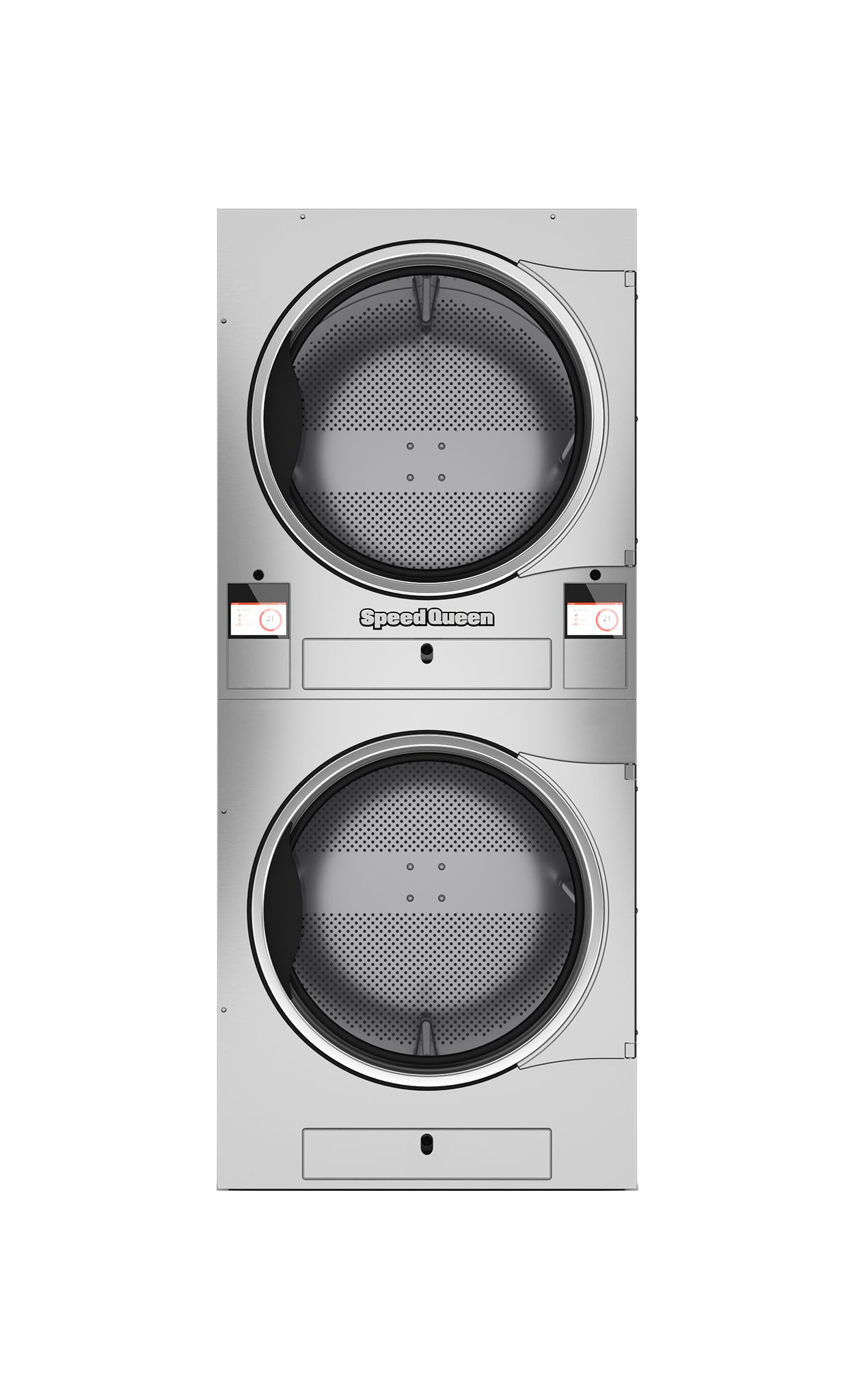 Stack Tumble Dryers Na Speed Queen Commercial