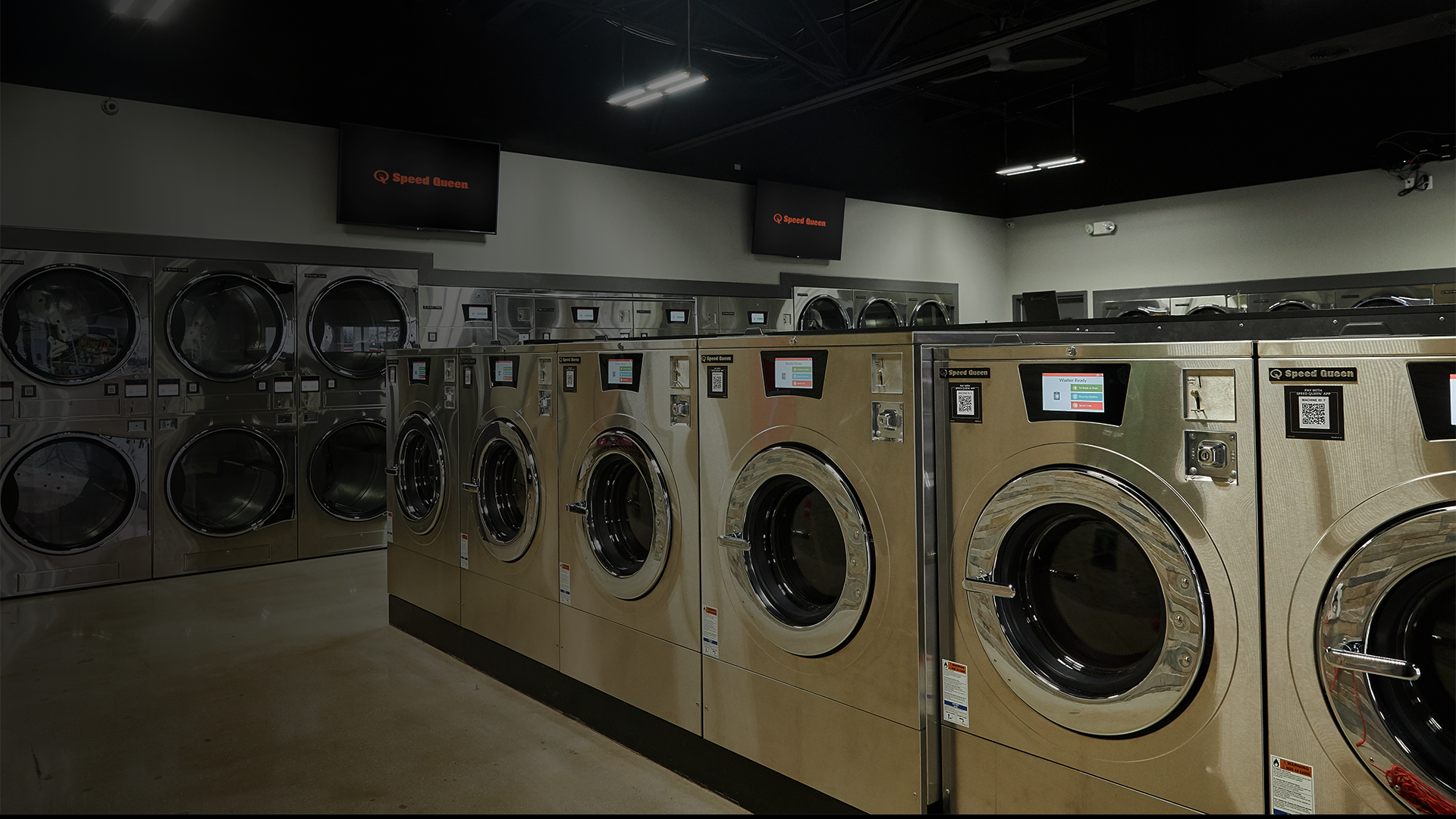 Why Invest in Laundromats?