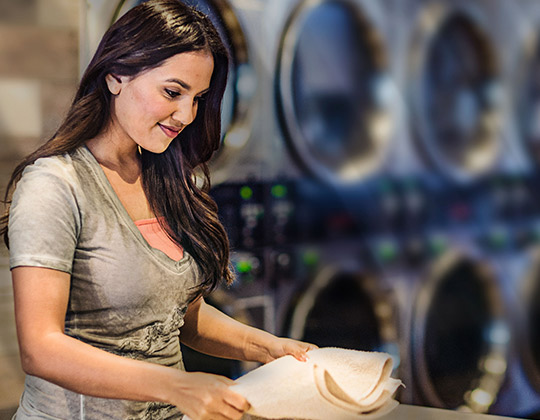 Speed Queen Laundry Service Provider
