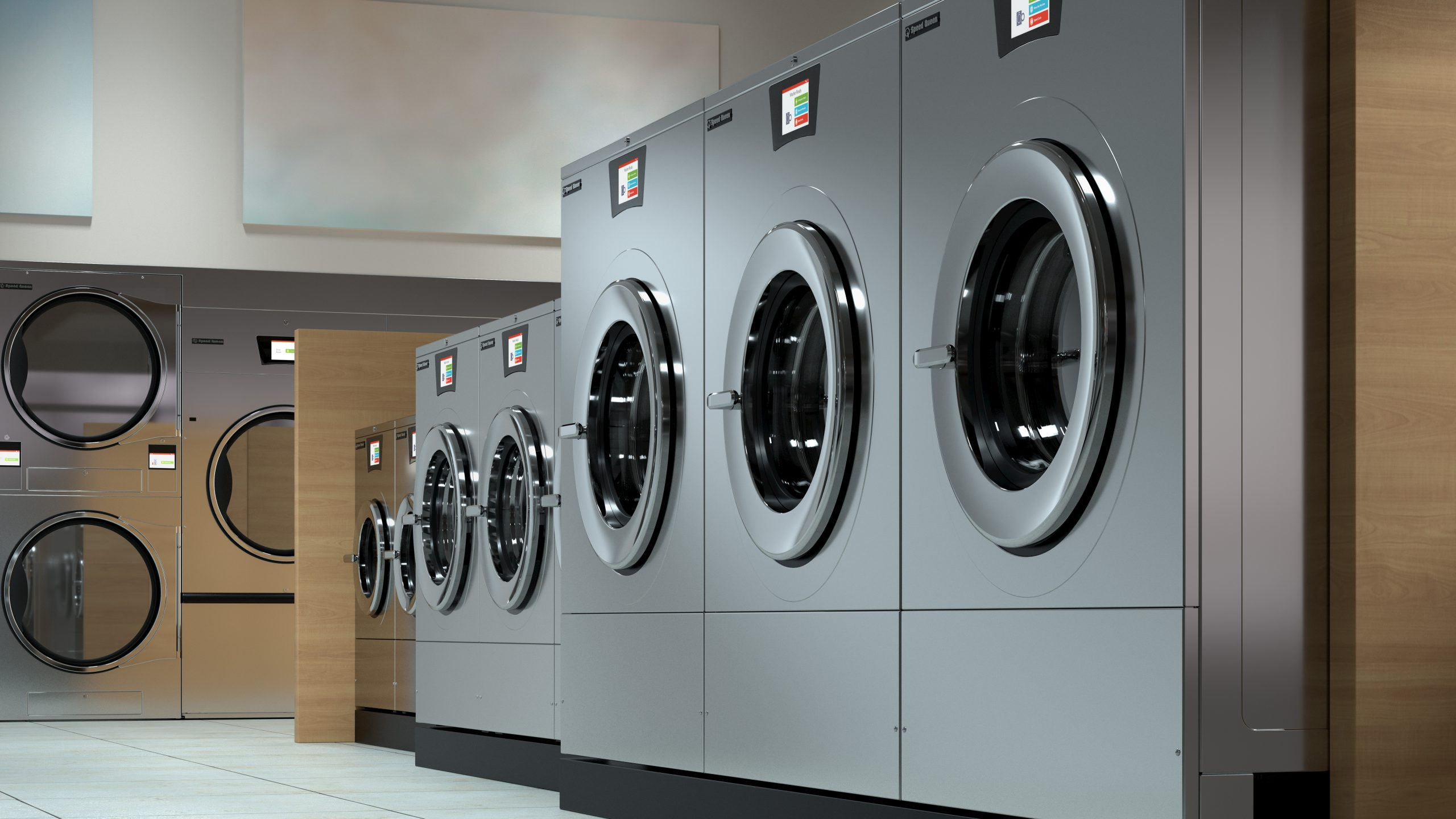 New Quantum Touch laundry opens in Arkansas