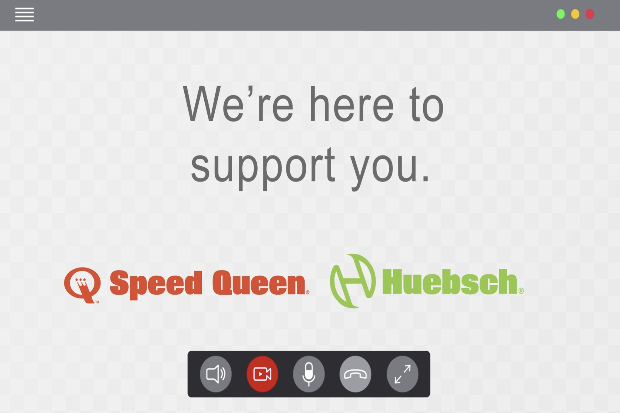 Speed Queen Wants to Help You Stay Essential