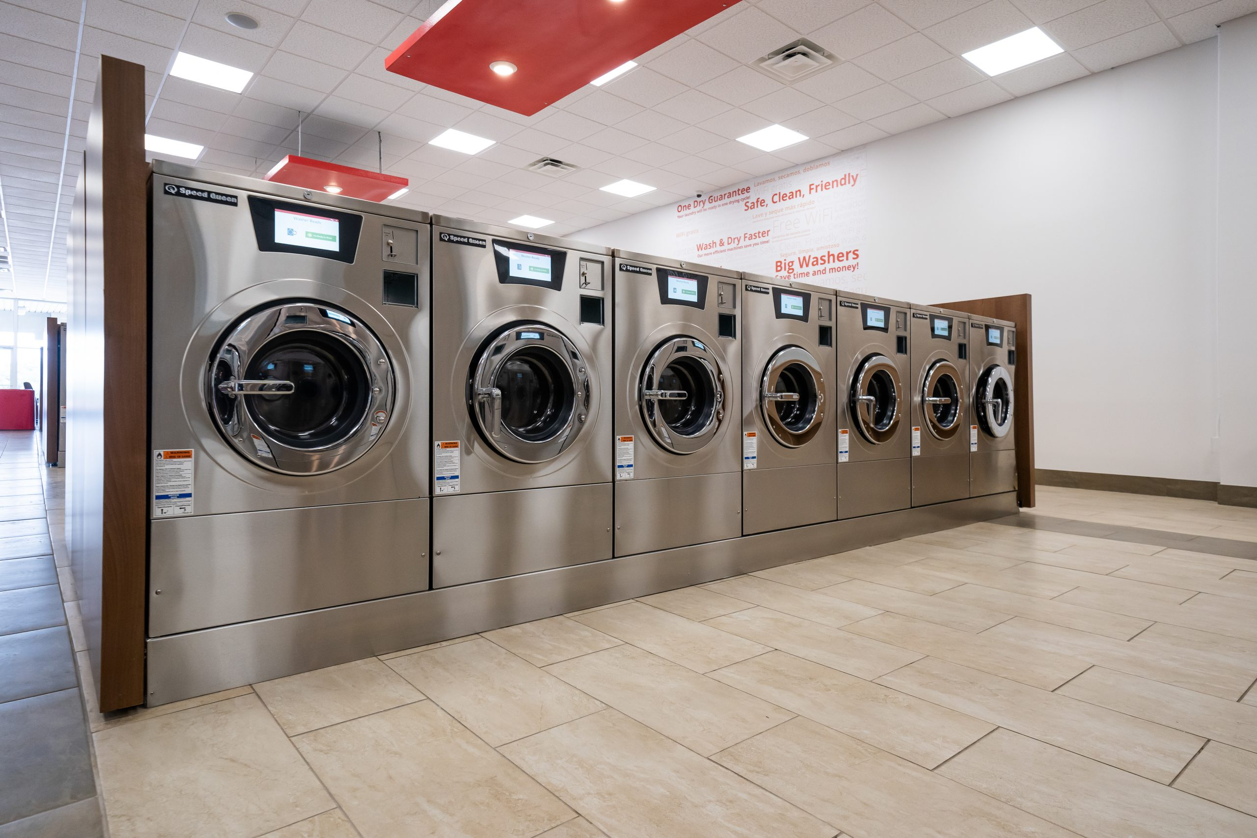 It's time to upgrade your university laundry rooms…and save
