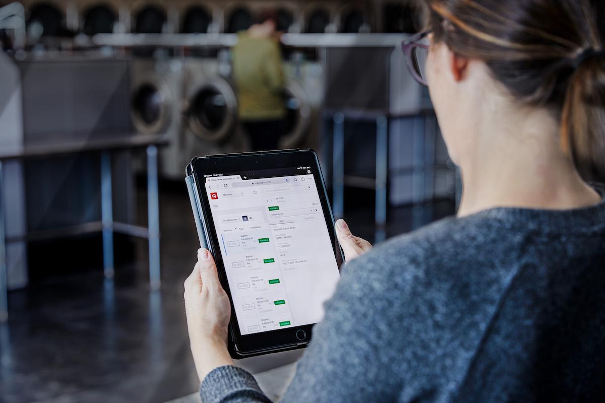 Speed Queen Offers Free Laundromat Technology Webinar