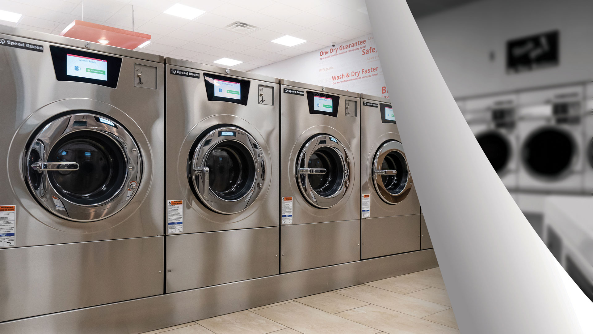 Five Things Every Laundromat Should Have in 2021