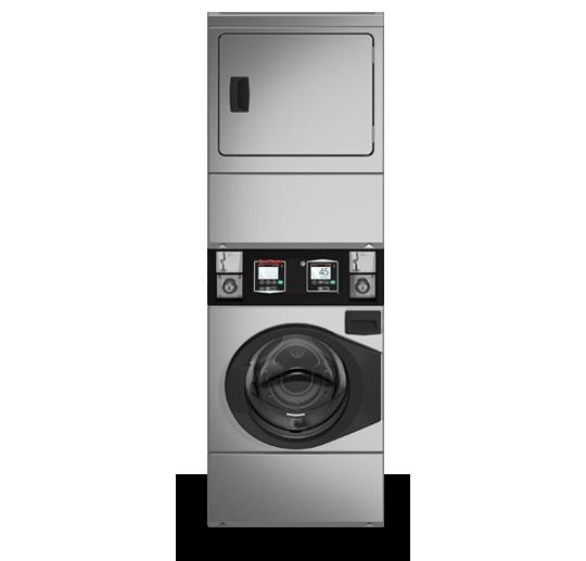 Lavadoras/secadoras apiladas