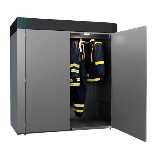 PPE Drying Cabinet (fire gear gabinet)