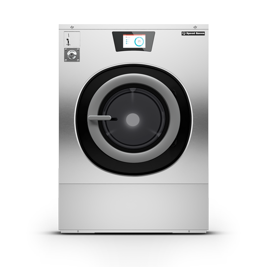 Vended Softmount Washer-Extractor