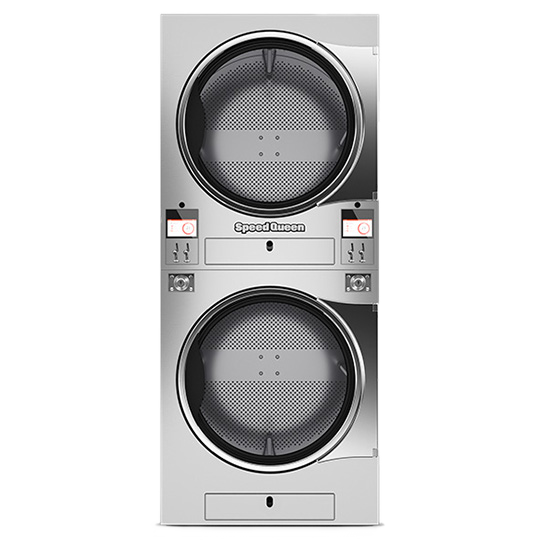 Vended Stack Tumble Dryers