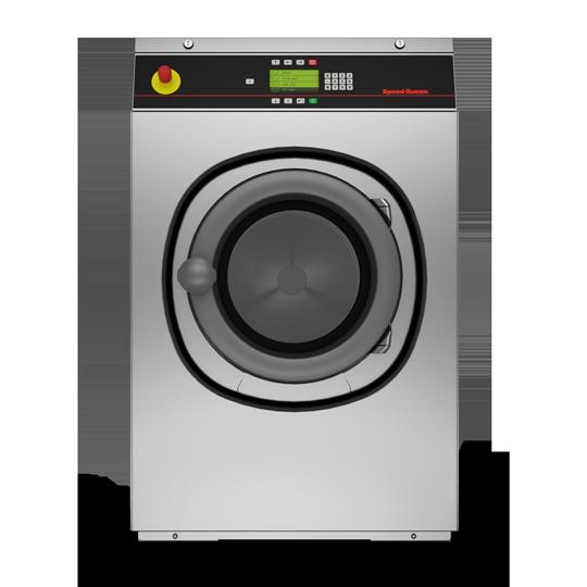 On-Premises Softmount Washer-Extractor