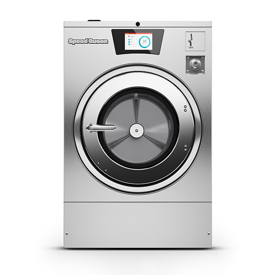 Vended Hardmount Washer-Extractor