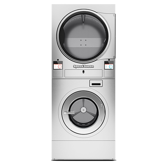 Stacked Washer Extractor / Tumble Dryer