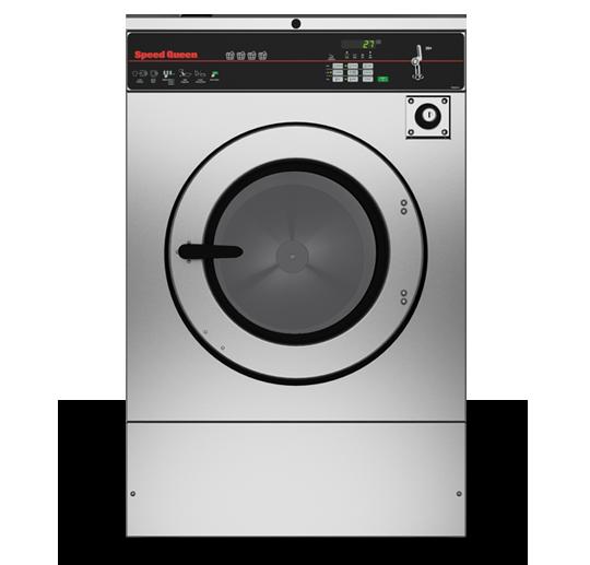 เครื่องซักสลัดผ้าแบบติดตั้งยึดกับพื้นคอนกรีตหรือพื้นสแลบเหล็ก