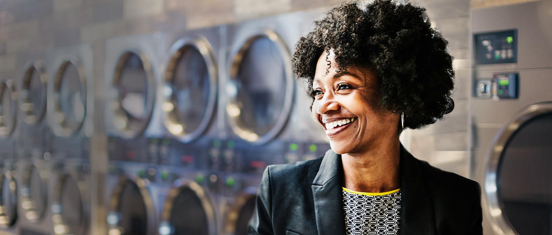 Tại sao đầu tư vào lĩnh vực giặt tự động?